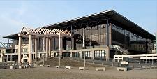 Congress Centrum Bremen Außenansicht, jpg, 25.9KB